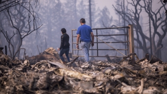 Wine Country Wildfires Have Destroyed 8,900 Buildings