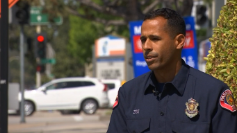 Firefighter Goes Above and Beyond to Help Homeless
