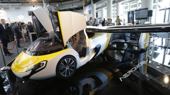 Is It a Bird? Is It a Plane? Flying Car to Go on Sale