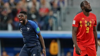 World Cup: France Beats Belgium 1-0, Advances to Final