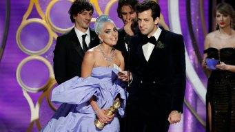 She's Golden: Gaga Wins Best Original Song at Globes