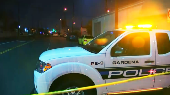 Gardena Officer in Critical Condition After Motorcycle Crash