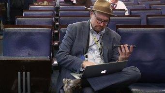NYT Reporter Glenn Thrush Suspended for Harassment Probe