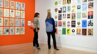 Free Family Art Day Focuses on Graphic Design