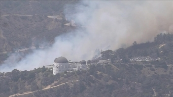 Griffith Observatory Closed Until Saturday After Fire