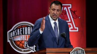 Divac Leads Class of 2019 Into Basketball Hall of Fame