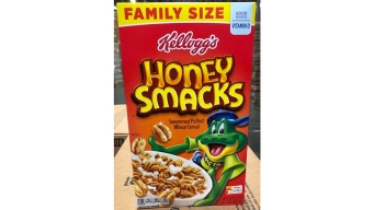 Honey Smacks Still on Store Shelves Despite Recall: FDA