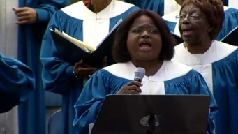Singing in Memory of Whitney Houston