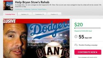 Dodger Fan Creates Campaign to Raise Money for Bryan Stow