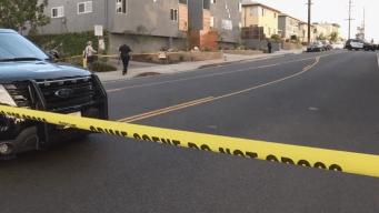 Teen Caught in Crosshairs of Shooting in Inglewood