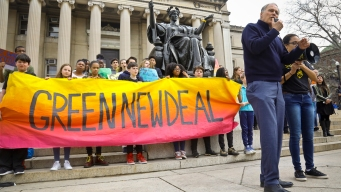 Presidential Hopeful Inslee Wants 100% Clean Energy by 2030