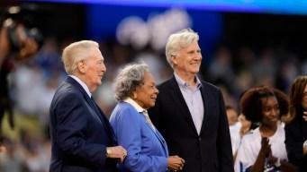 Dodgers, MLB Honor Jackie Robinson's Centennial Year