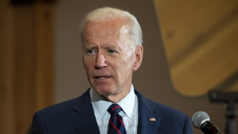Biden Discusses Climate Change at Hancock Park Fundraiser