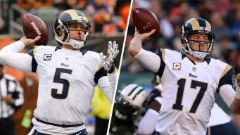Nick Foles & Case Keenum Have Strong Career Connections