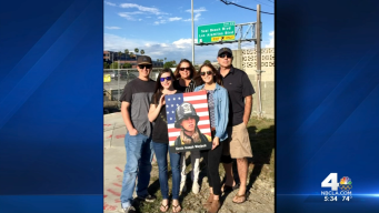 Stretch of 405 Freeway Named After Fallen Hotshot Firefighter