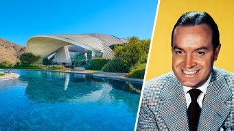 Sold! Bob Hope's 'UFO' Mansion in Palm Springs Fetches $13M