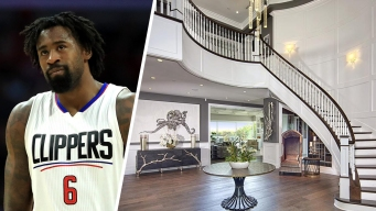 DeAndre Jordan Takes an L in $11.7M Sale of His Mansion