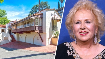 Longtime LA Home of Doris Roberts, Star of 'Everybody Loves Raymond,' Sells for $2M