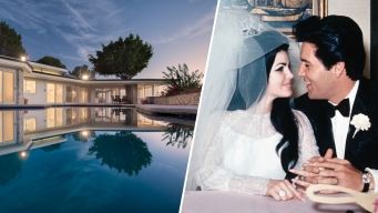 Fit for a King: Dreamy Beverly Hills Home Elvis and Priscilla Purchased as Newlyweds is for Sale