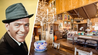 Frank Sinatra's Rustic Retreat Gets a Price Cut