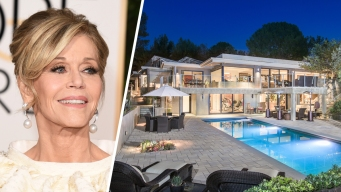 Jane Fonda Parts Ways With Her Swanky Beverly Hills Pad