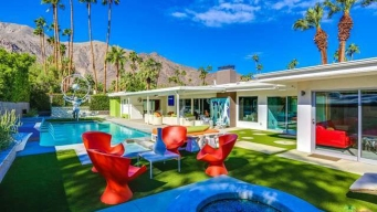 Pop Art-Style Home Called 'Leisureland' Is for Sale