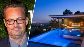 Matthew Perry's Stunning Sky-High Pad is For Sale