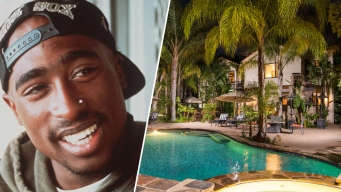 Thugz Mansion: Tupac's Onetime Lavish Estate in the Hills of LA is for Sale Again