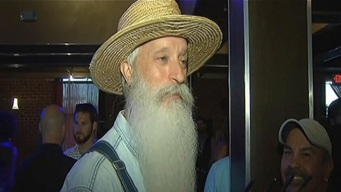Facial Hair Fiesta: LA Beard and Mustache Championships