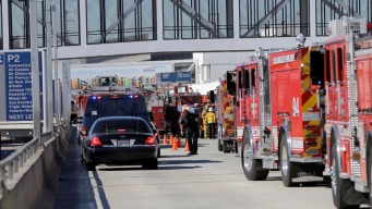 """LAFD Training to Enter Active Shooting """"Warm Zones"""""""