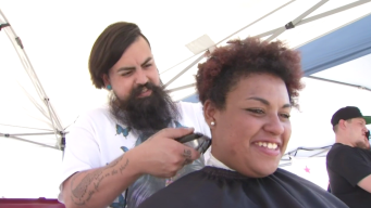 Barbershop Family Offers Free Haircuts for LA Homeless