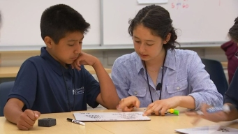 Low-Income Students Thrive in Elite Summer Program