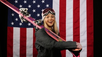 Freestyler Voisin Returns to Olympics After Breaking Ankle