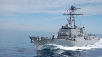 US Navy Vessel Rescues Three Sailors Off La Jolla Coast