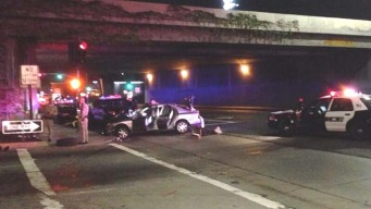 "1 Dead After ""Chaotic"" High-Speed Pursuit"