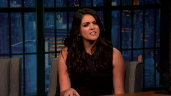 'Late Night': Cecily Strong Has Sympathy for Melania Trump