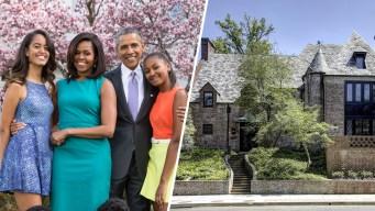 Inside Obama Family's Washington, DC Home