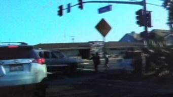 Teens Hit Crossing Street in Garden Grove
