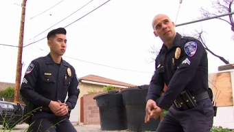 Undercover Officers Aid Man Suffering From Heroin OD