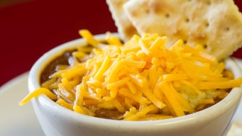 Warm Up Over a Free Cup of Chili at Philippe's
