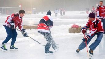 Hockey's Next Threat: Climate Change