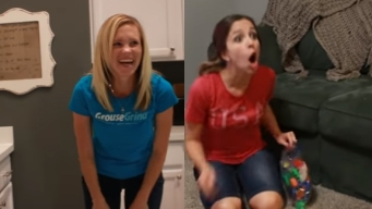 Sisters Surprise One Another With Pregnancy Announcements