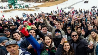 Spend Presidents Day Weekend on the Big Bear Slopes