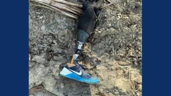Calif. Skydiver's Prosthetic Leg Survives 10,000-Foot Fall