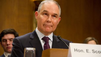 Records Show EPA's Pruitt Used Private Email, Despite Denial
