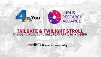 Walk with Us to Cure Lupus on April 14