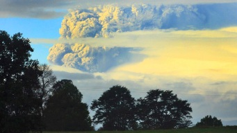 Chile Volcano Grounds Flights in Australia, New Zealand