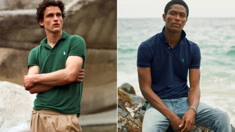 Earth, Meet Polo: Ralph Lauren Unveils Plastic Bottle Shirt