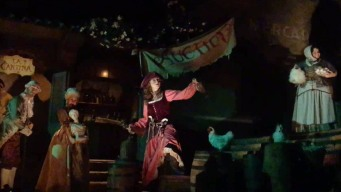 Disneyland's Pirates Ride Reopens Without Bride Auction