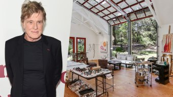 Robert Redford Lists His Napa Valley Home for $7.5M: Report